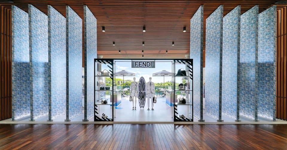 FENDI California Sky pop-up at Sanya EDITION Hotel (China)