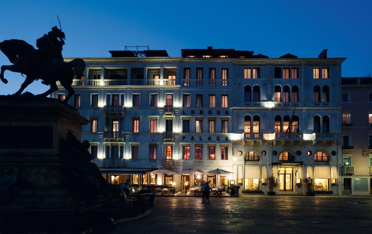 Hotel Londra Palace, Venice