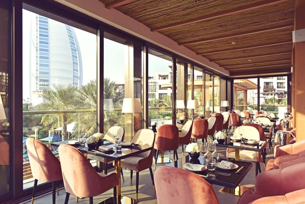 Kayto Restaurant at Jumeirah Al Naseem, Dubai