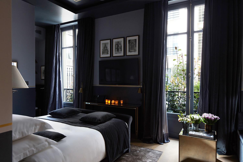 Monsieur George Hotel, Paris - now open