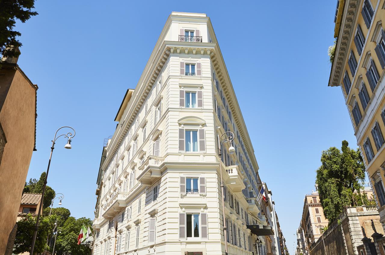Sofitel Roma Villa Borghese, Rome Italy