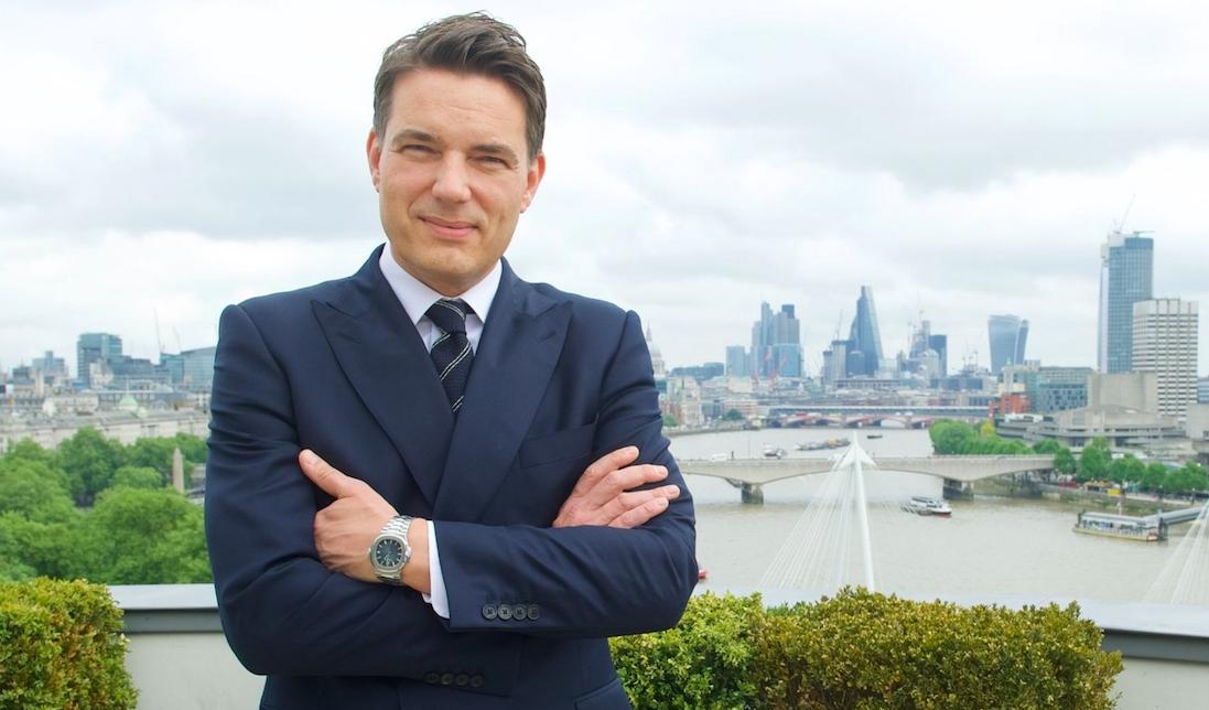 Thomas Kochs, Managing Director, Corinthia London