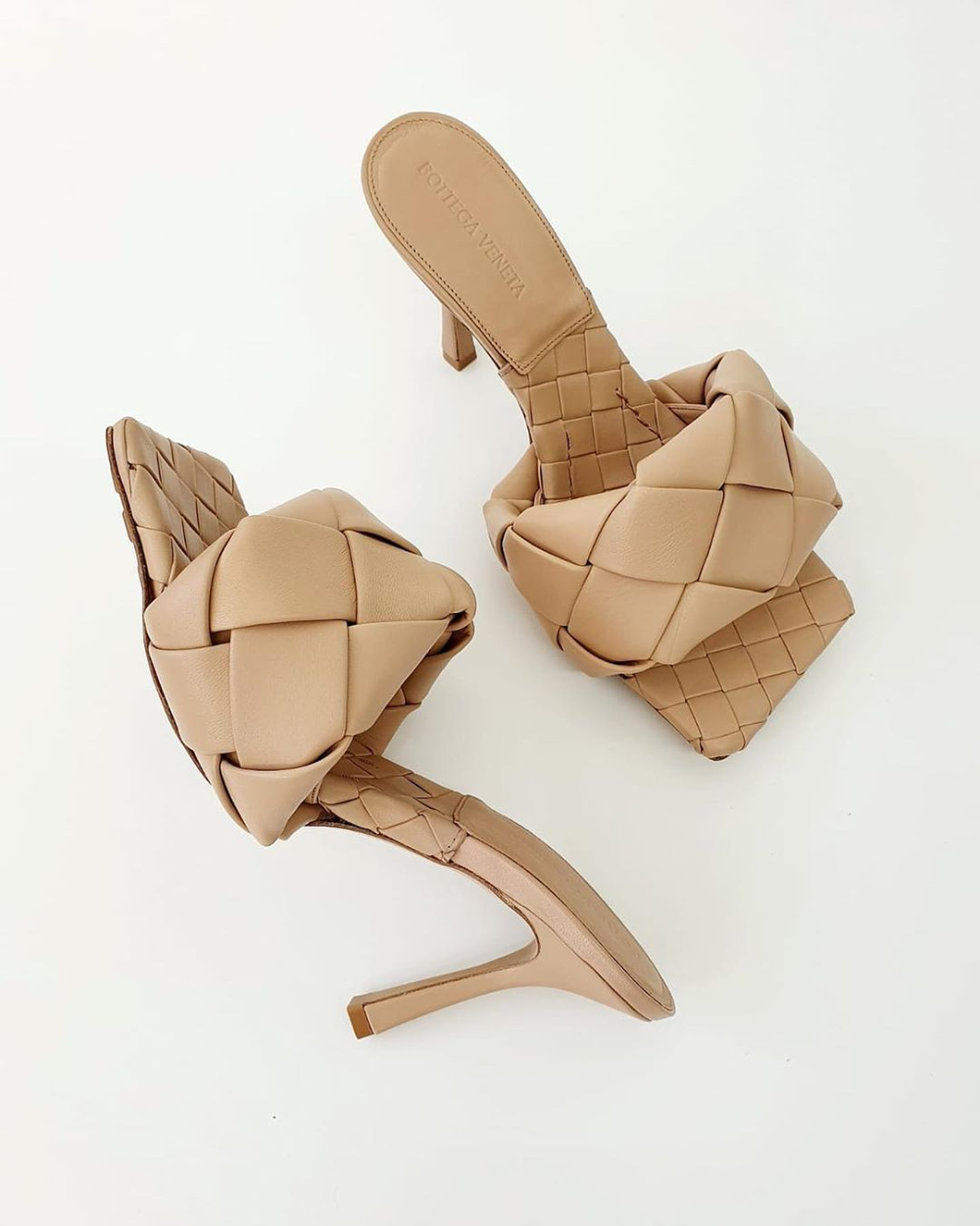 Bottega Veneta heels by Daniel Lee