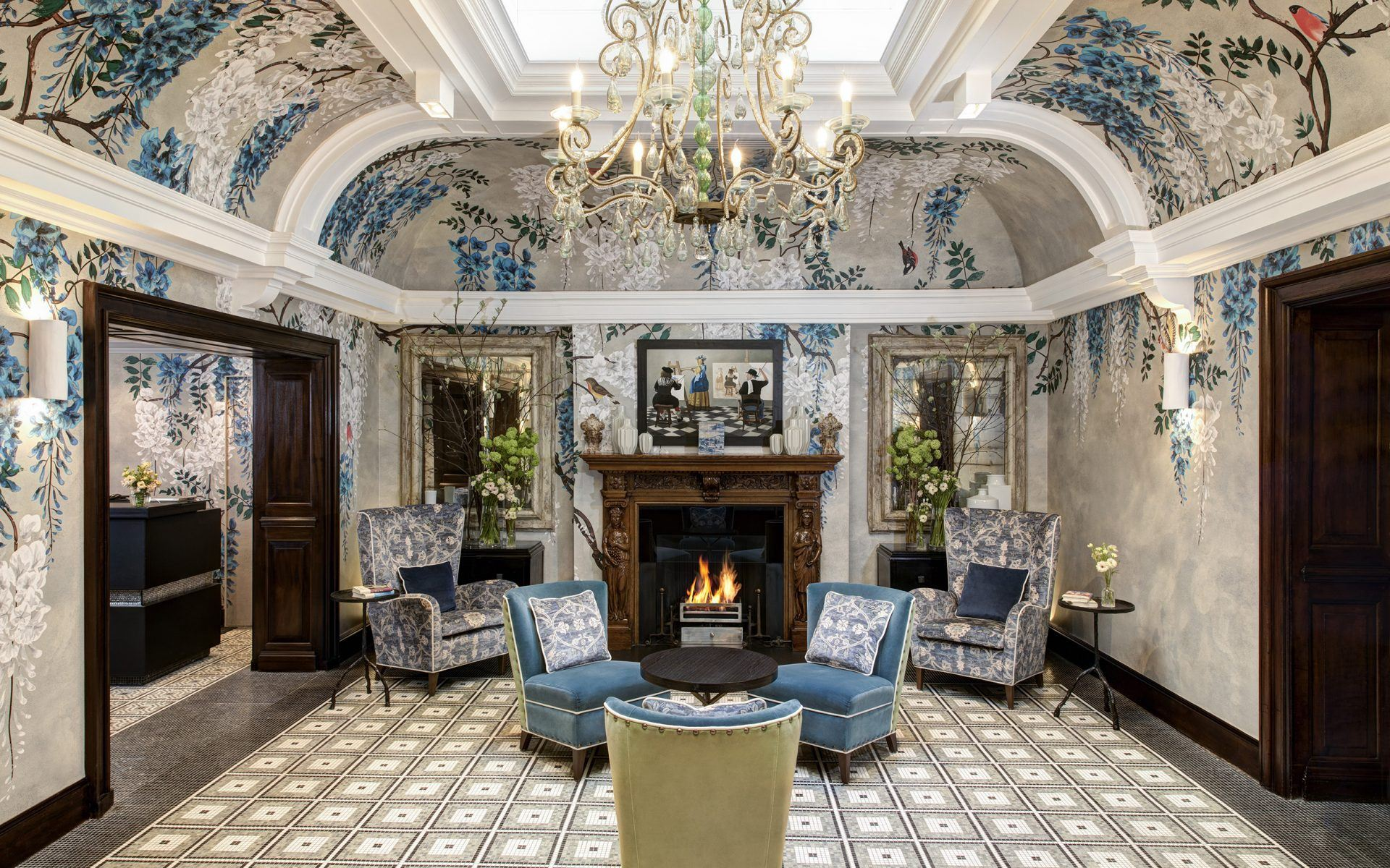 Brown's Hotel London, Rocco Forte Hotels