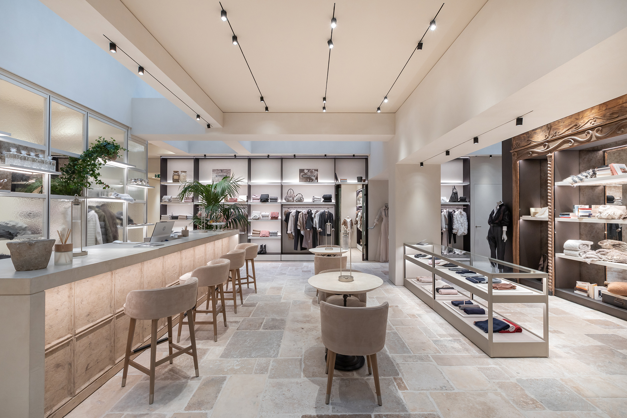 Brunello Cucinelli opens new store in Paris at Av. Montaigne
