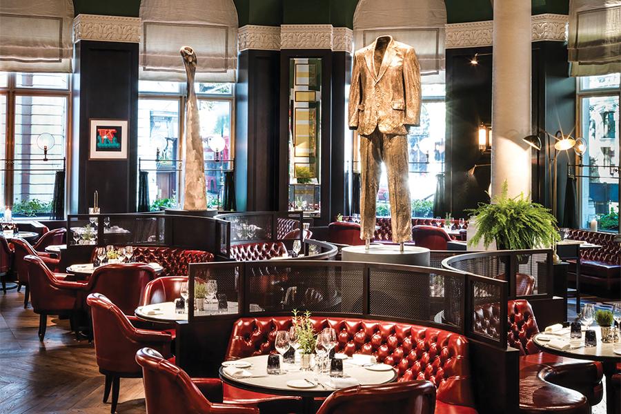 Kerridge's Bar & Grill at Corinthia London