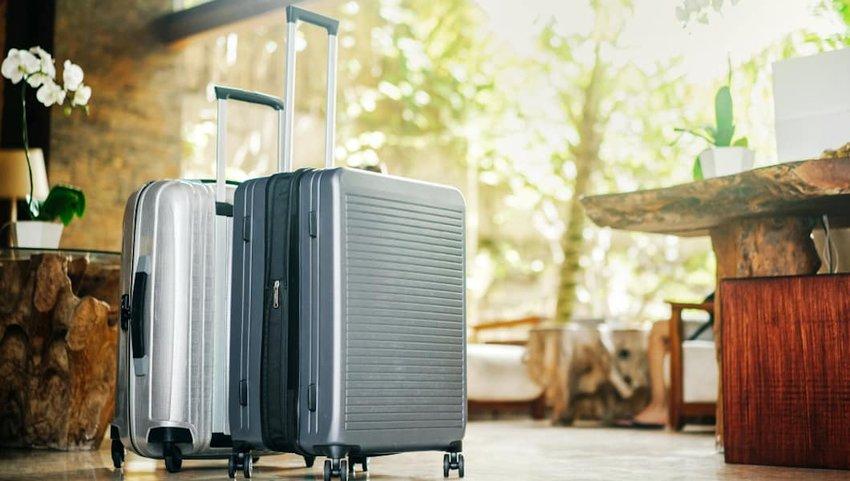 Accessoires de voyage de luxe