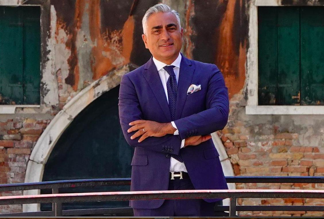 Salvatore Pisani, President Tourism Services at Confindustria Venice