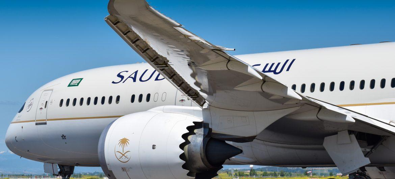 Saudia Airlines KSA