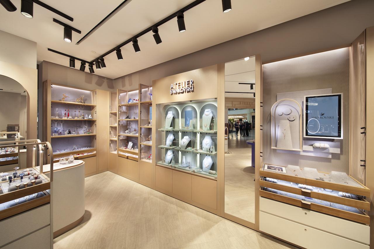 Swarovski opens new Crystal Studio store in Kuala Lumpur