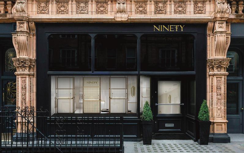 NINETY Mount Street London (Richard Mille)