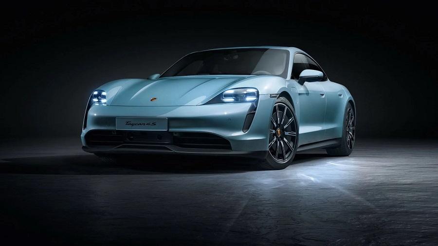 Porsche Taycan 4S BEV, 2021