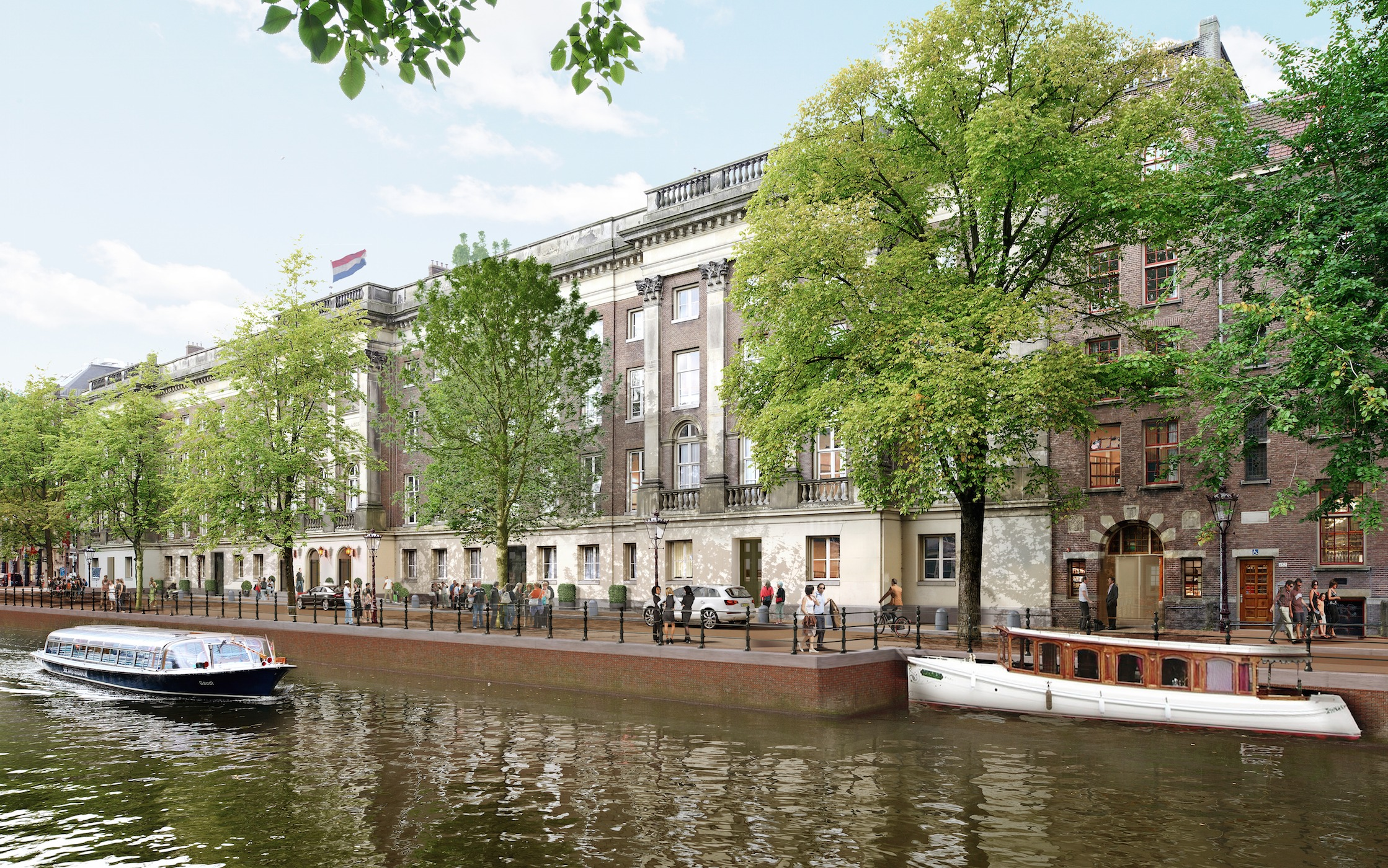 Rosewood Amsterdam to open 2023
