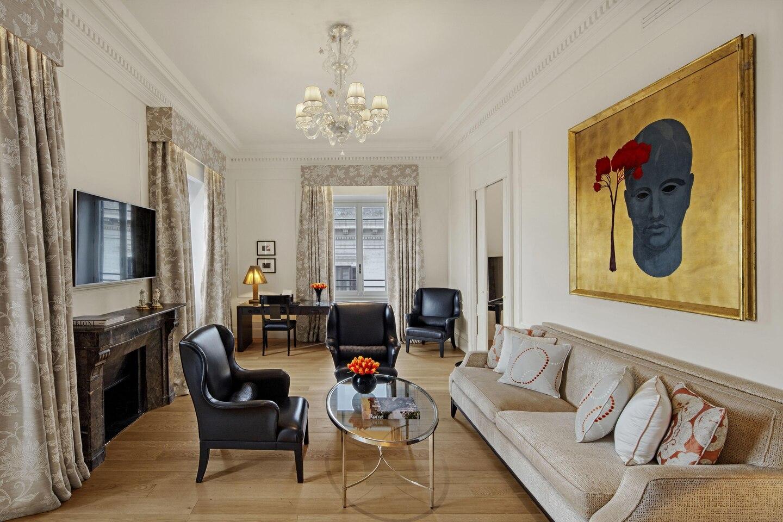 St Regis Rome, Astor Suite