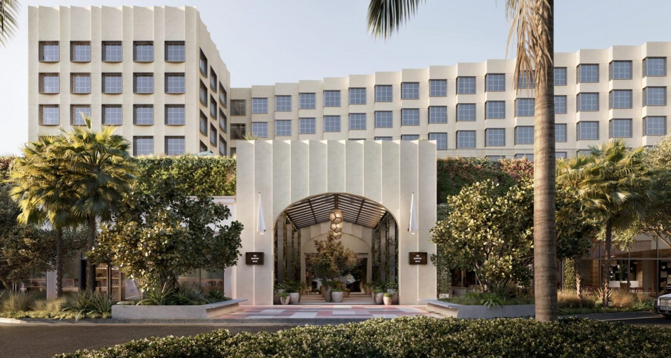 The Goodtime Hotel, South Beach Miami by Pharrell Williams