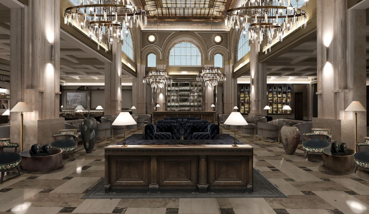 The Marmorosch, an Autograph by Marriott luxury hotel to open in Bucharest end of 2021