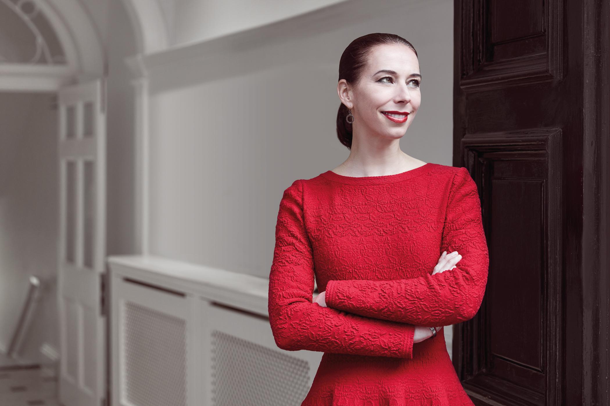 Kristina Blahnik, CEO , Manolo Blahnik