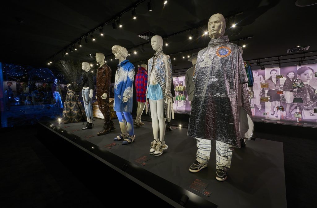 Louis Vuitton #SeeLV exhibition in Wuhan