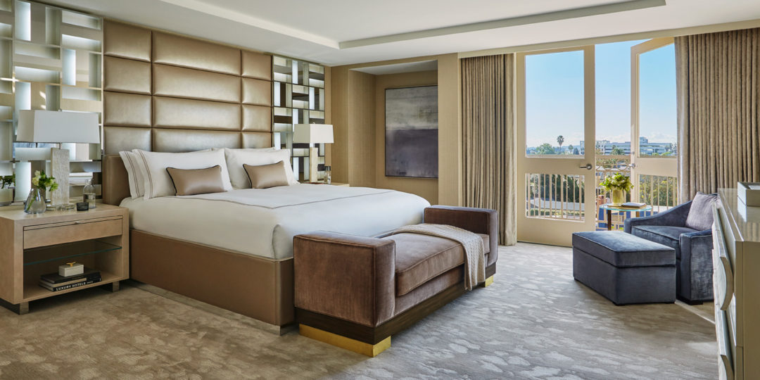Viceroy L'Ermitage Beverly Hills - newly renovated