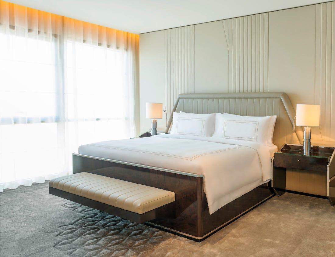 Bentley Suite at Habtoor Palace Dubai (LXR Hotels)