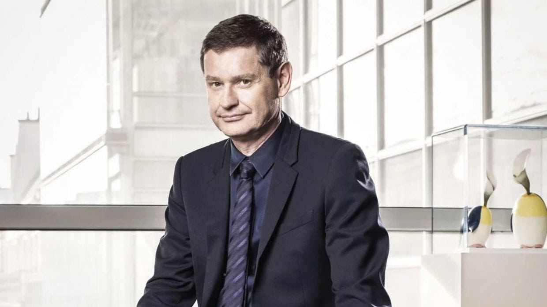 Cyrille Vigneron, CEO Cartier