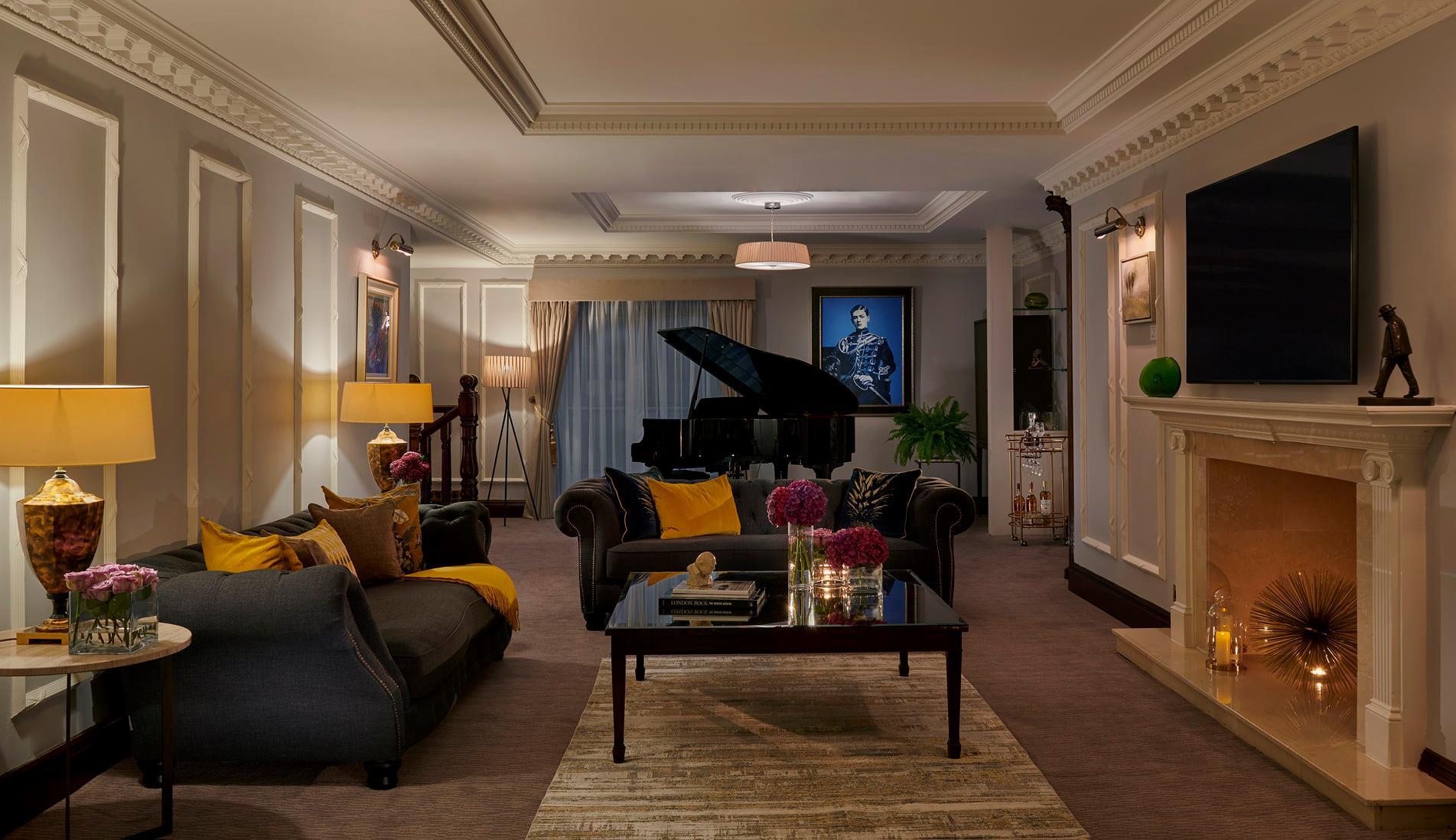 Hyatt Regency London The Churchill - The Churchill Residential Suite (NEW)