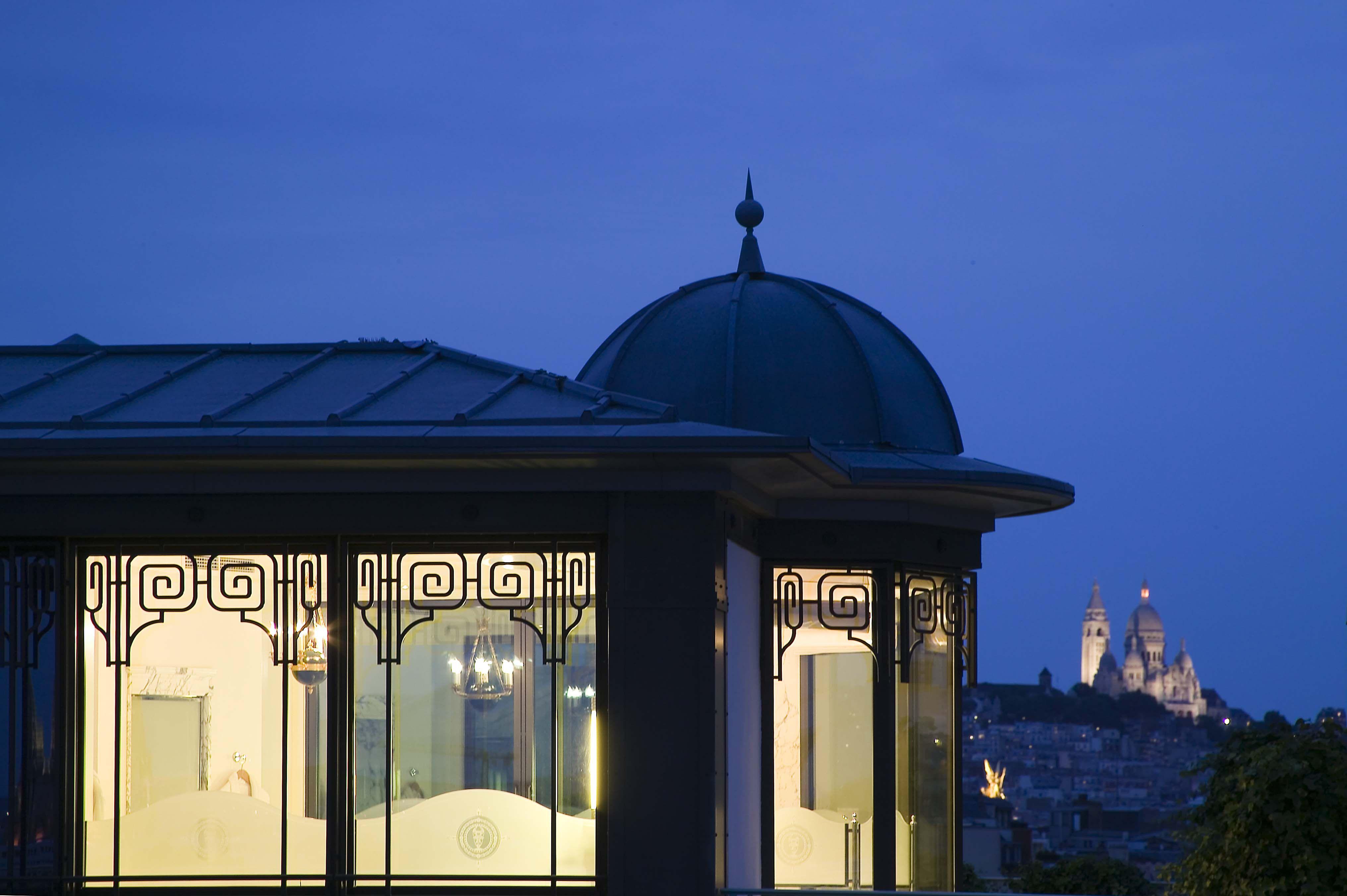 Le Meurice Paris, Belle Etoile Penthouse