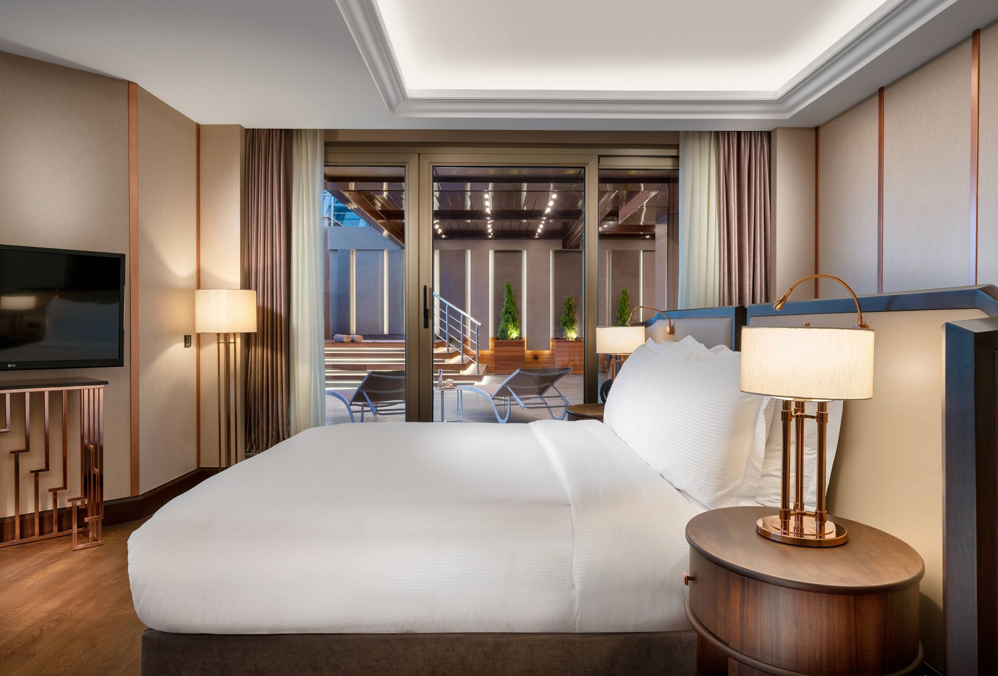 The Ritz-Carlton Istanbul - Presidential Suite