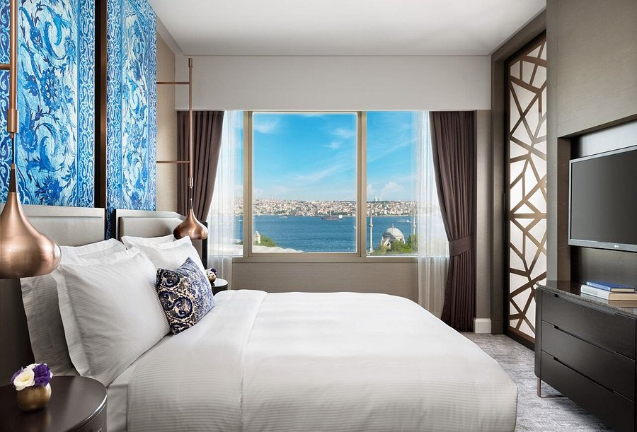 The Ritz-Carlton Istanbul - newly renovated