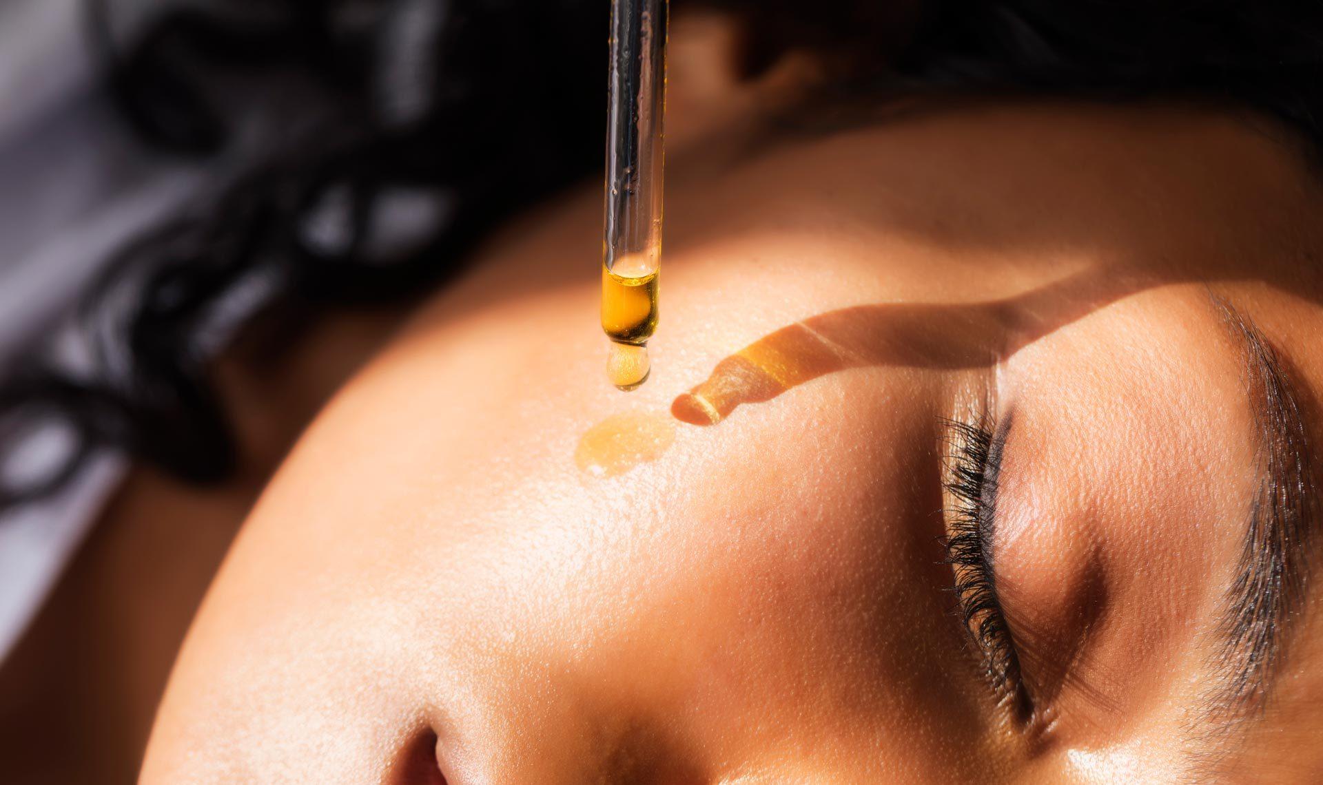 CBD Oil skincare