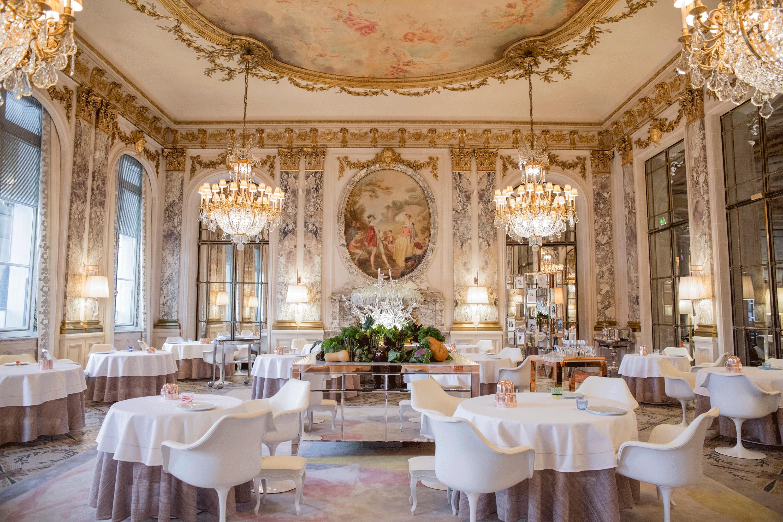 Le Meurice Paris, Alain Ducasse Restaurant