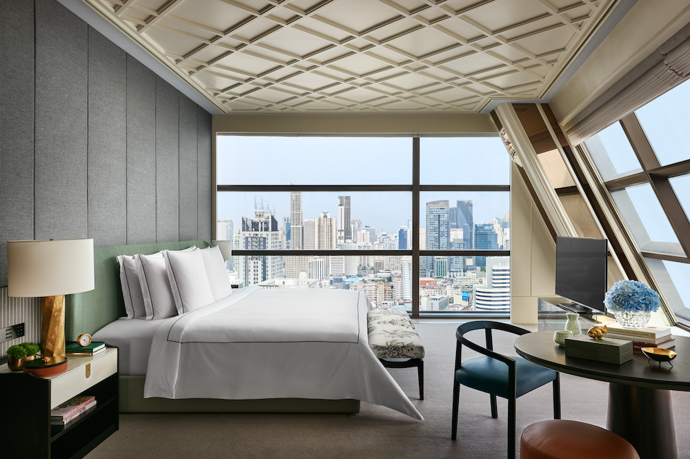 Rosewood Bangkok, Bannakarn House - Bedroom