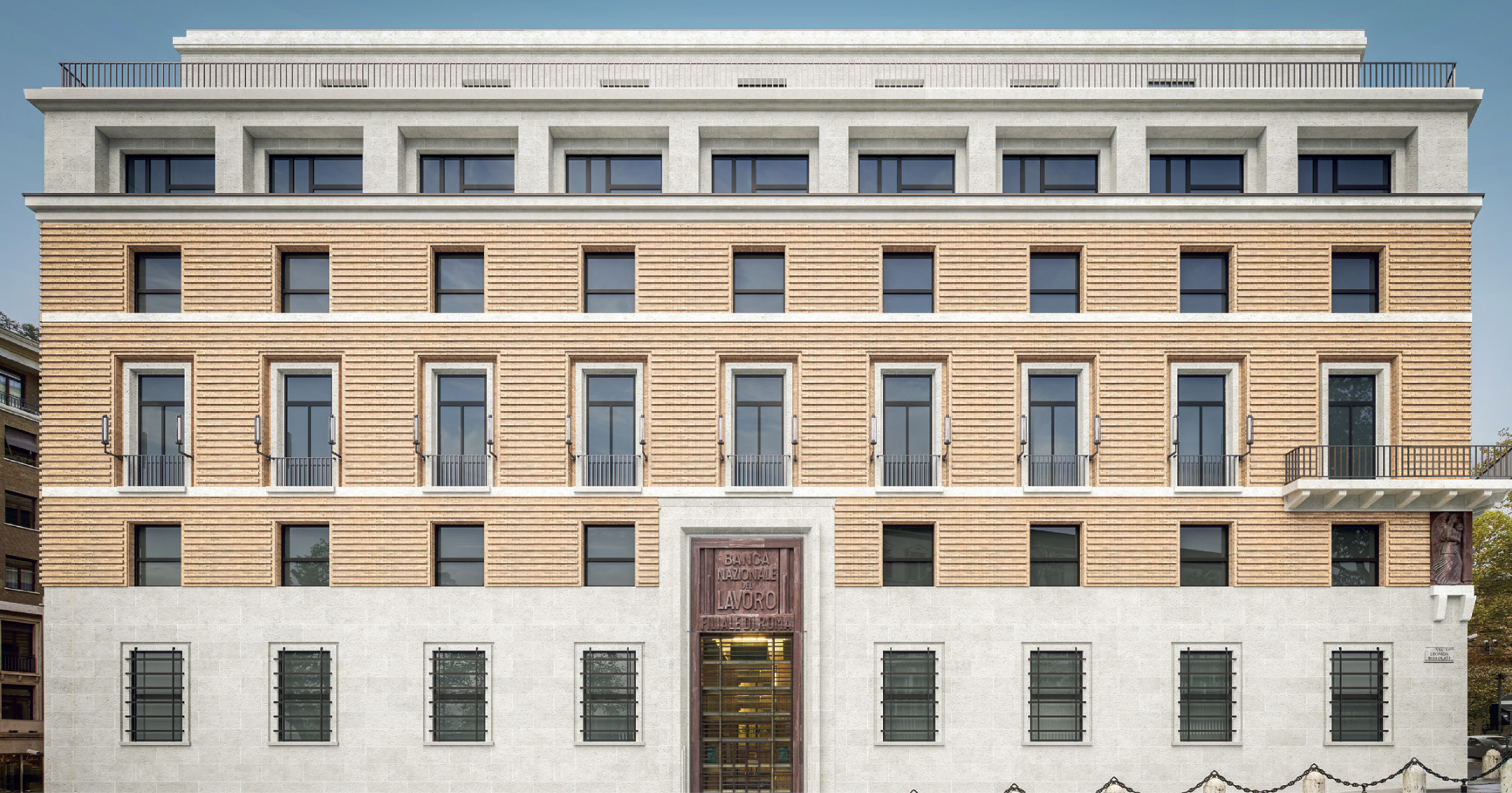 Rosewood Rome, Italy - opening 2023