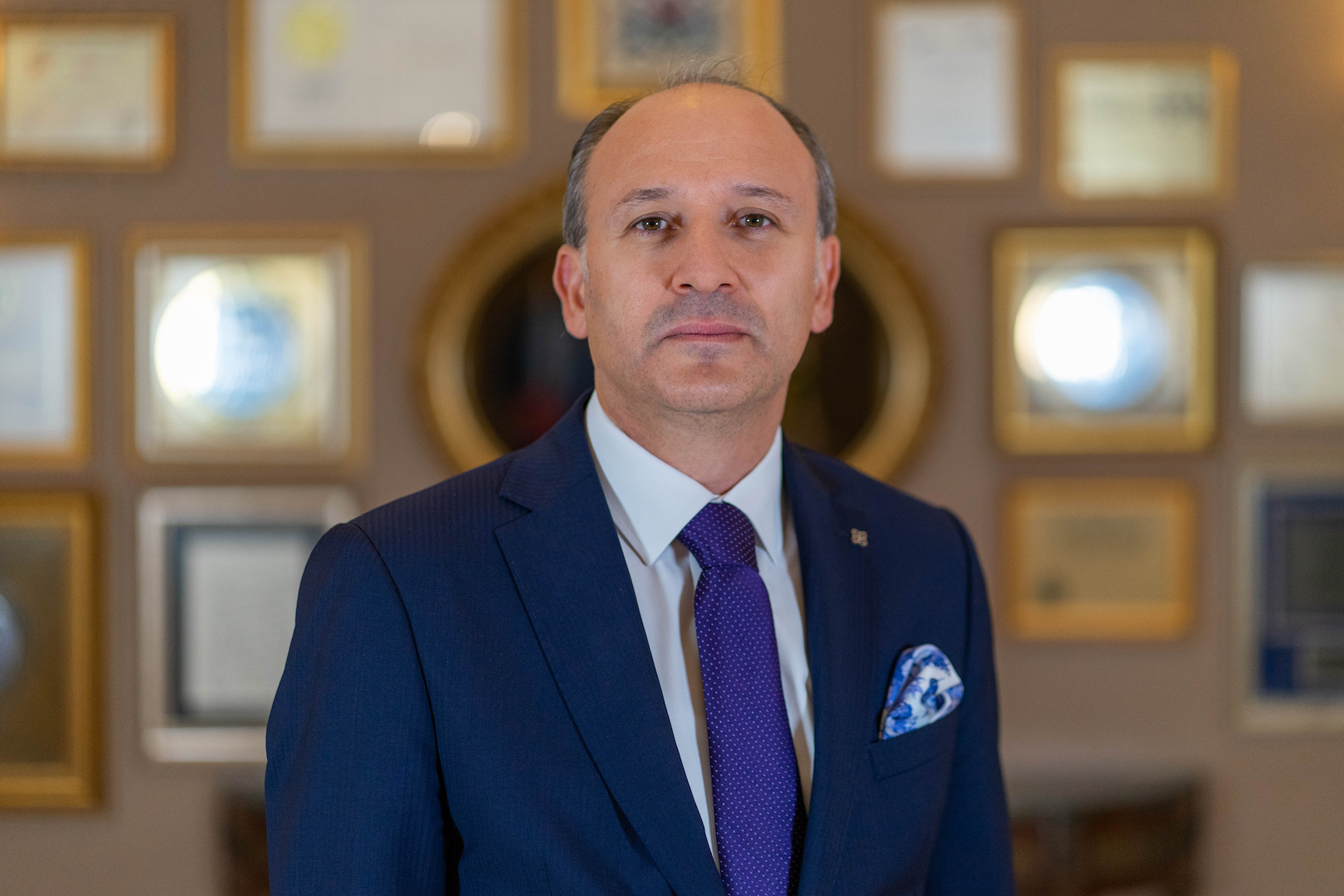 Serkan Bozkurt, General Manager, The Ritz-Carlton Istanbul
