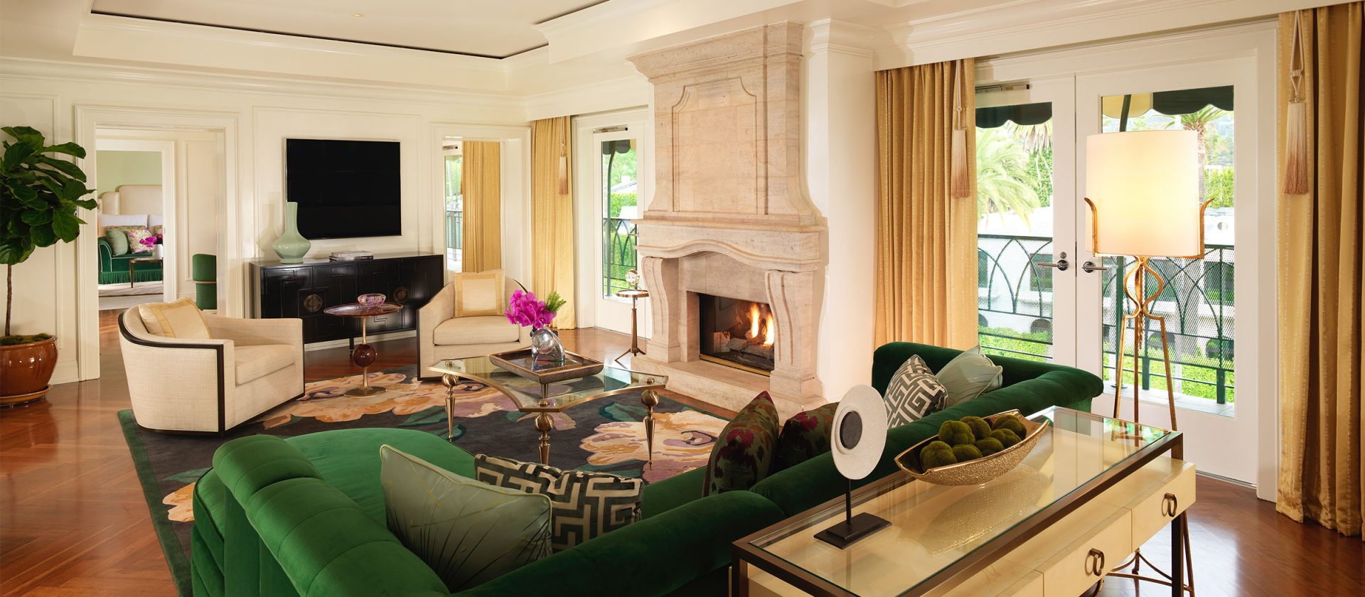 The Beverly Hills Hotel, Presidential Suite