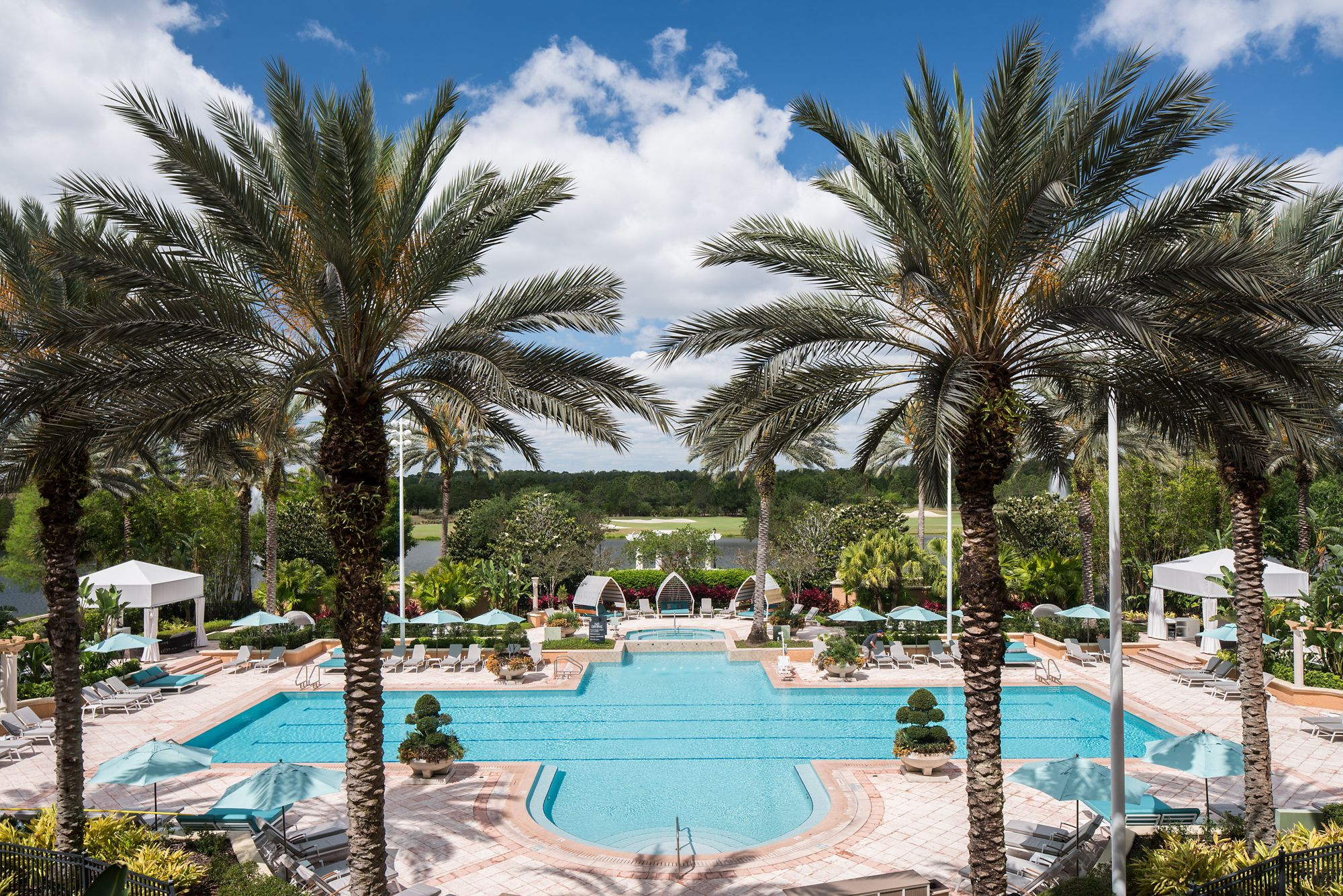 The Ritz-Carlton Orlando, Grande Lakes unveils renovations