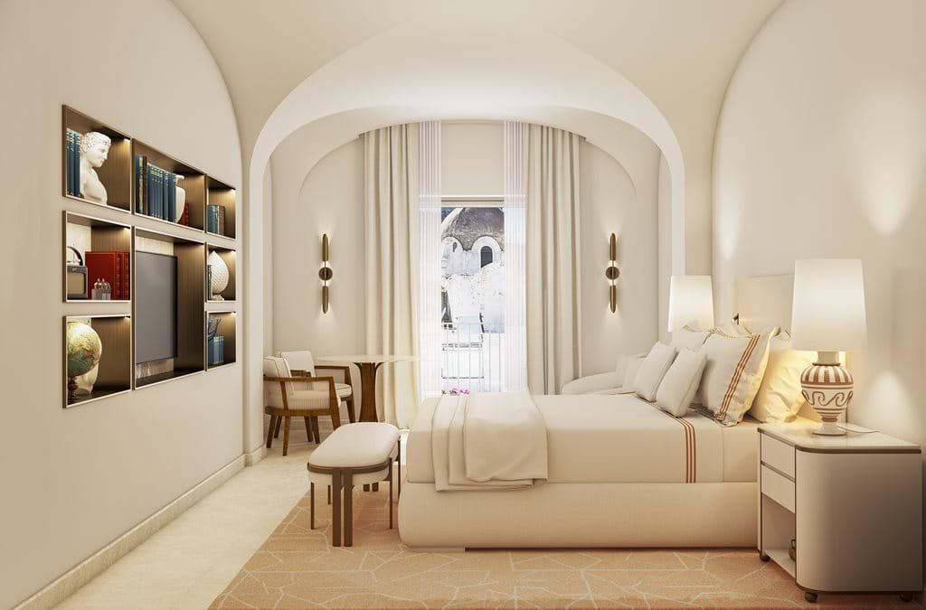 Hotel La Palma, Capri (Oetker Collection) opening 2022