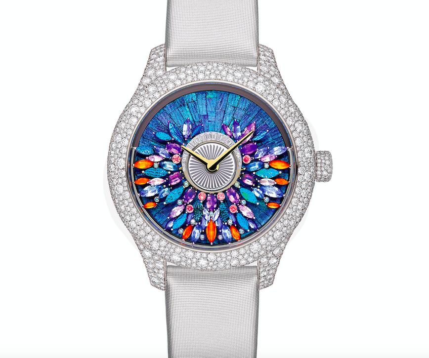 DIOR new watch Dior Grand Bal Parure Tropicale