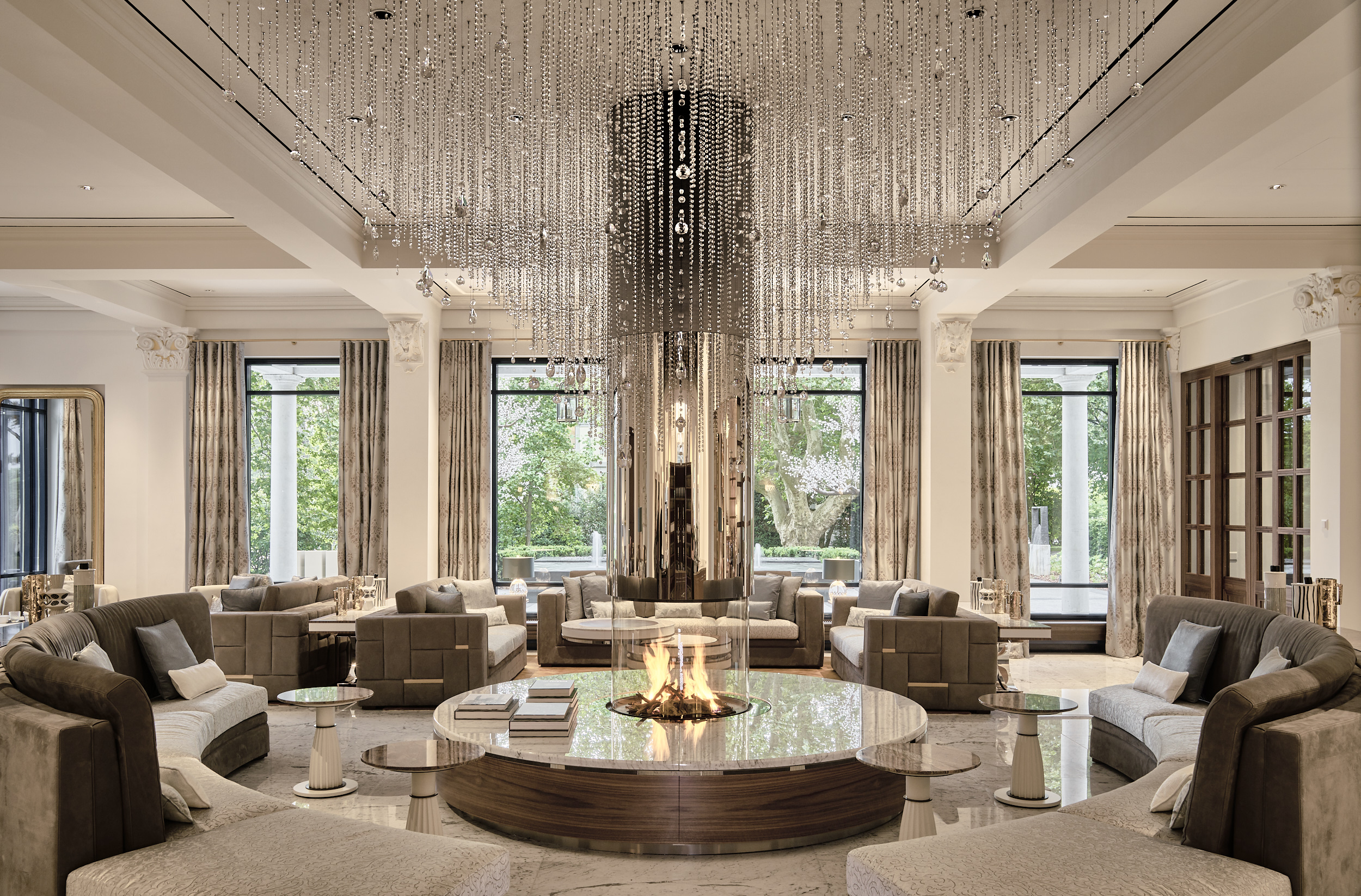 Grand Resort Quellenhof (Bad Ragaz) - lobby