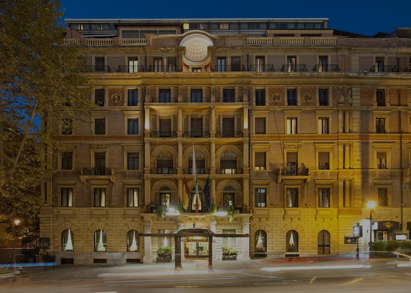 InterContinental de la Ville, Rome (Italy) opening 2022