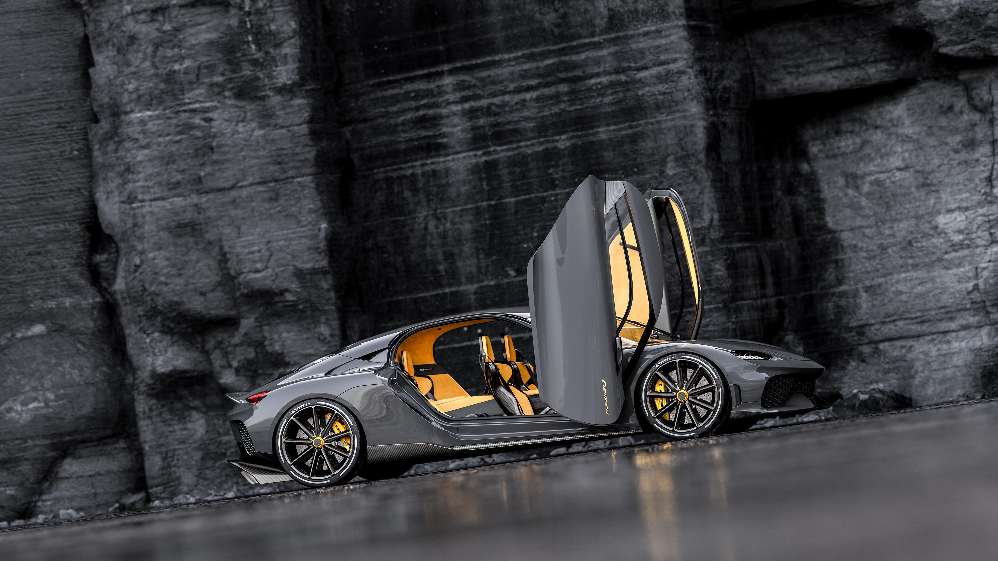 Koenigsegg Gemera 2022