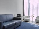 ME Dubai – Chic Suite Living room