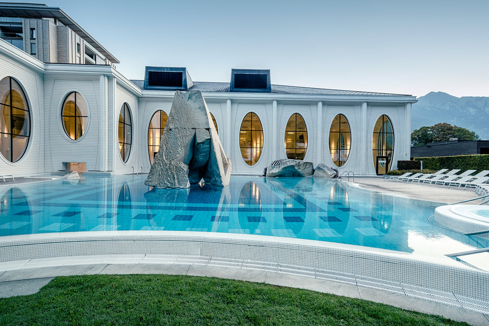 Tamina Therme, Bad Ragaz