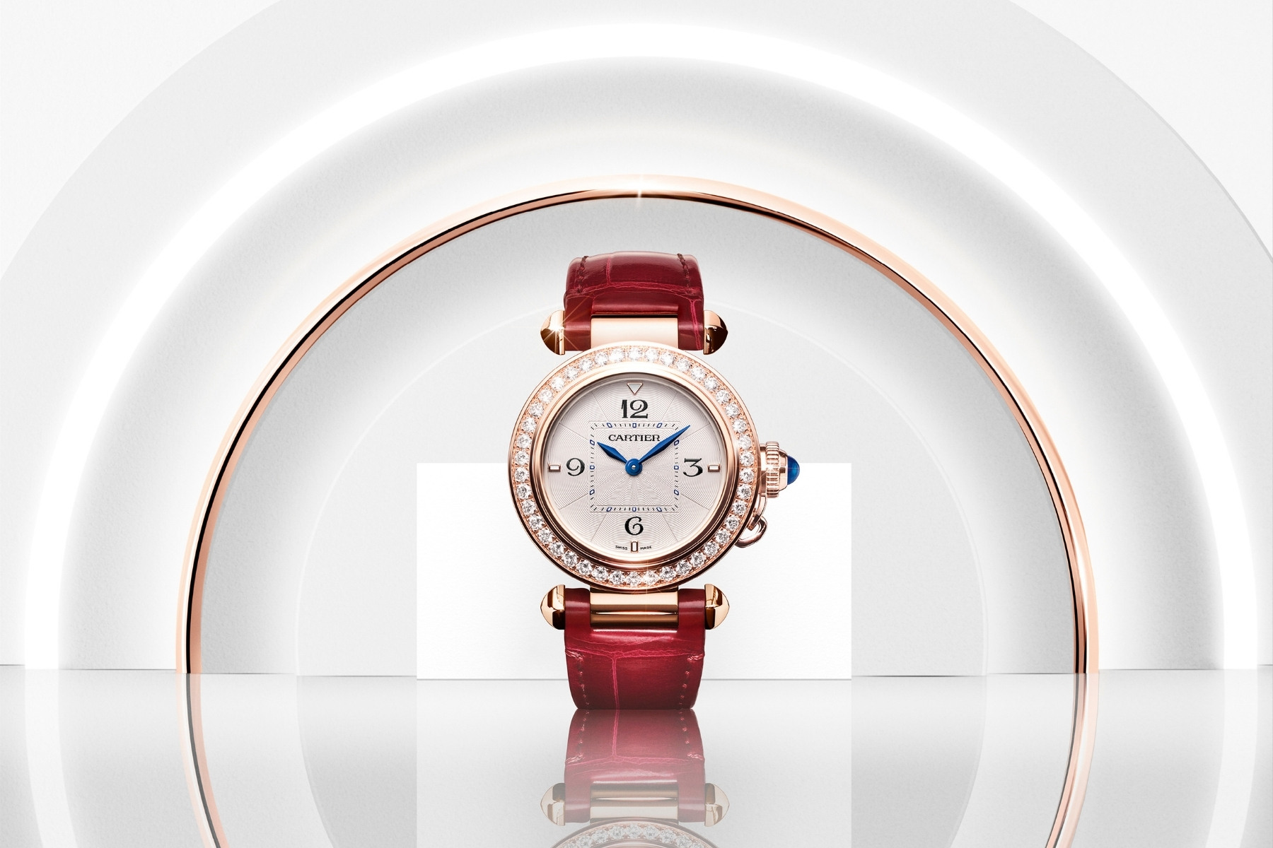Cartier new Pasha de Cartier Chronograph (2021 Watches & Wonders)