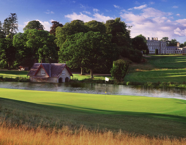 Carton House - Montgomery golf (Fairmont Hotels)