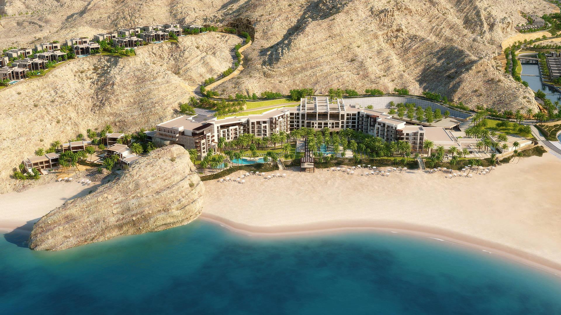 Jumeirah Muscat Bay, Oman