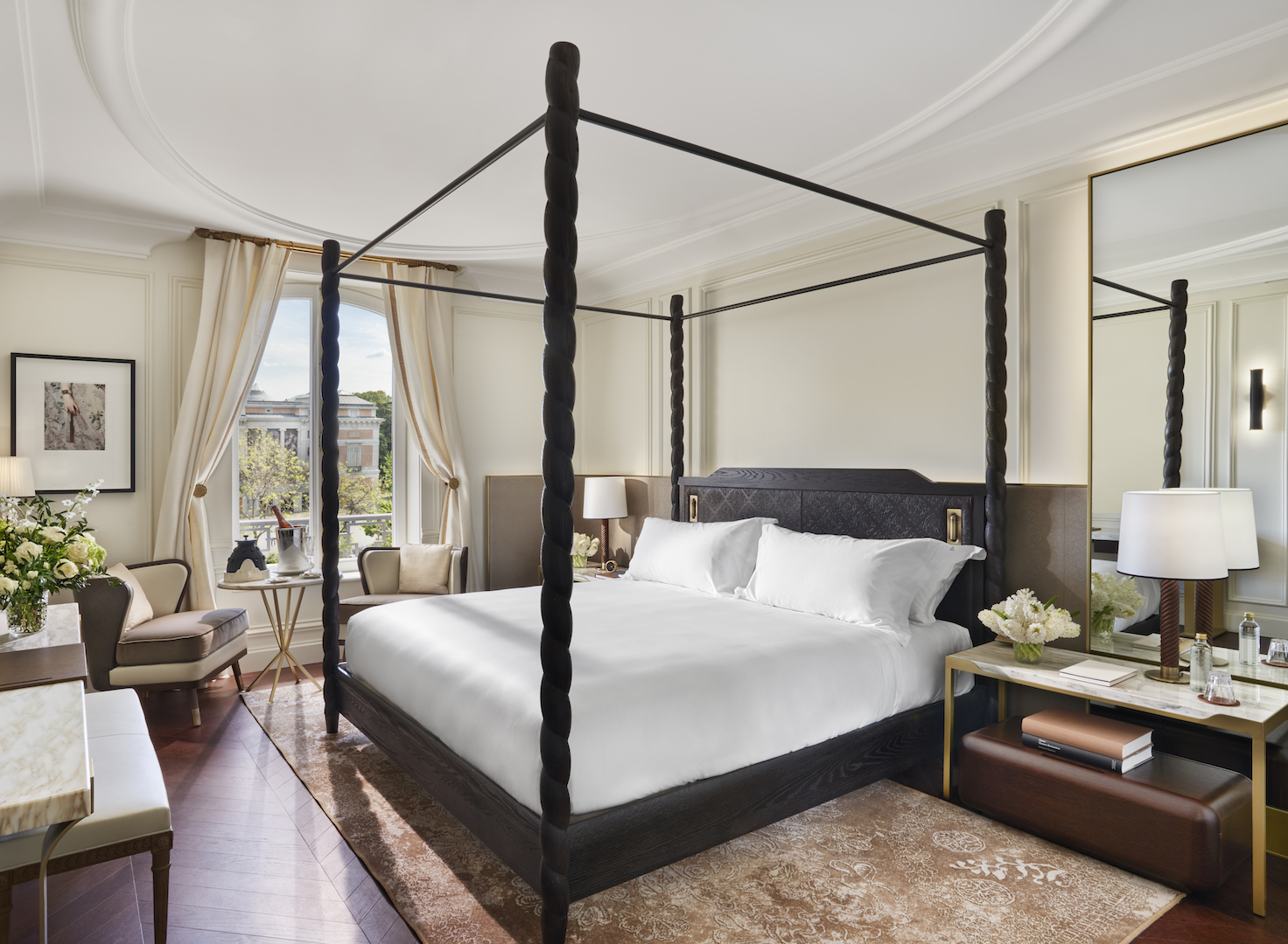 Mandarin Oriental Ritz, Madrid now officially open - Deluxe Room