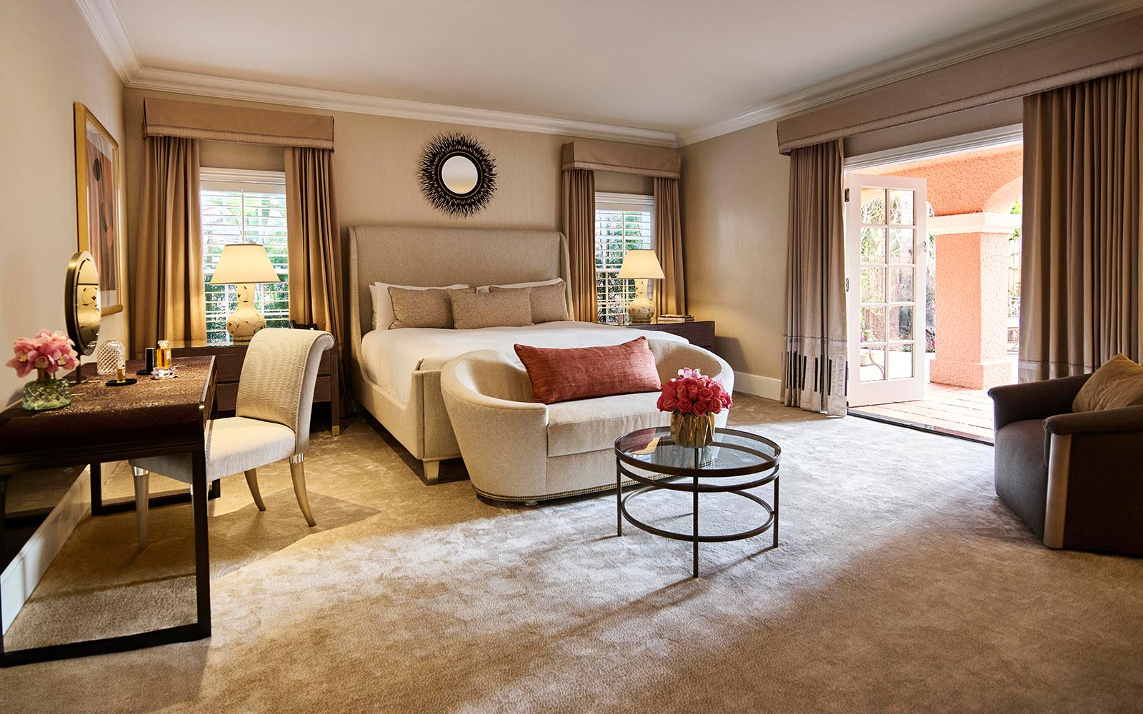 The Beverly Hills Hotel - Marilyn Monroe Bungalow