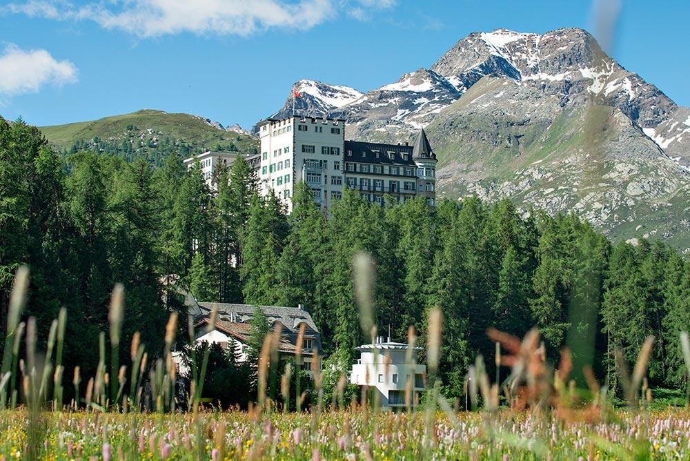 Waldhaus Sils, Sils-Maria, St Moritz