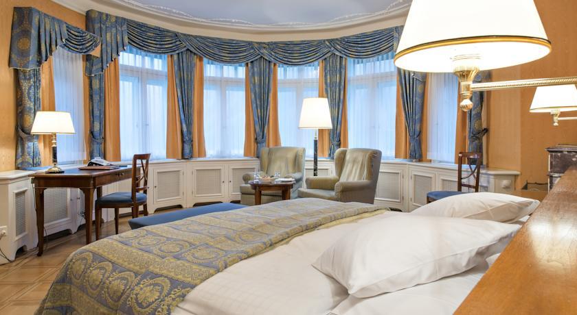 Waldhouse Sils - suite